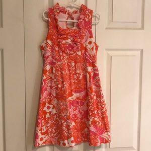Girls Lilly Pulitzer dress size 10